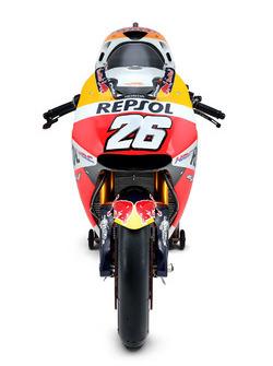 La moto di Dani Pedrosa, Repsol Honda Team