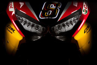 La moto de Stefan Bradl, Honda World Superbike Team