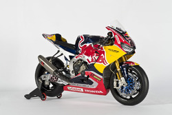 Moto de Nicky Hayden, Honda World Superbike Team