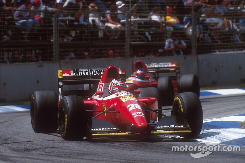 1993: Ferrari F93A