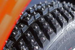 Citroën C3 WRC, Citroën World Rally Team tyre detail