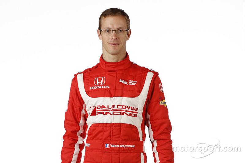 #18 Sébastien Bourdais, Dale Coyne Racing / Honda**