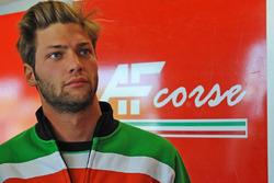 AF Corse, annuncio Giorgio Roda