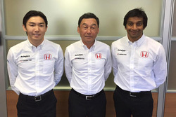 Narain Karthikeyan Nakajima Racing aankondiging