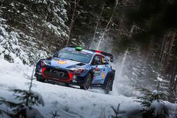 Hayden Paddon, John Kennard, Hyundai i20 Coupe WRC, Hyundai Motorsport