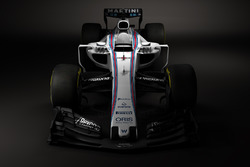 Презентация Williams FW40