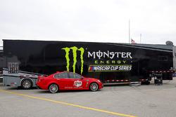 Monster Energy Nascar Cup Series, Offizielles Pacecar