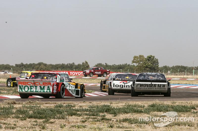 Guillermo Ortelli, JP Carrera Chevrolet, Esteban Gini, Alifraco Sport Chevrolet, Nicolas Bonelli, Bonelli Competicion Ford