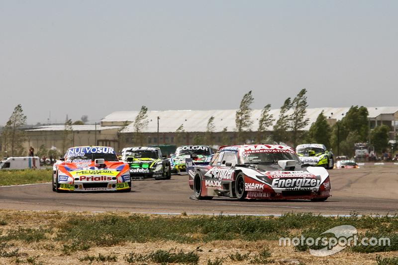 Nicolas Cotignola, Sprint Racing Torino, Jonatan Castellano, Castellano Power Team Dodge, Mauro Giallombardo, Werner Competicion Ford