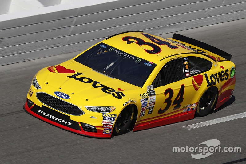 27. Landon Cassill, Front Row Motorsports, Ford