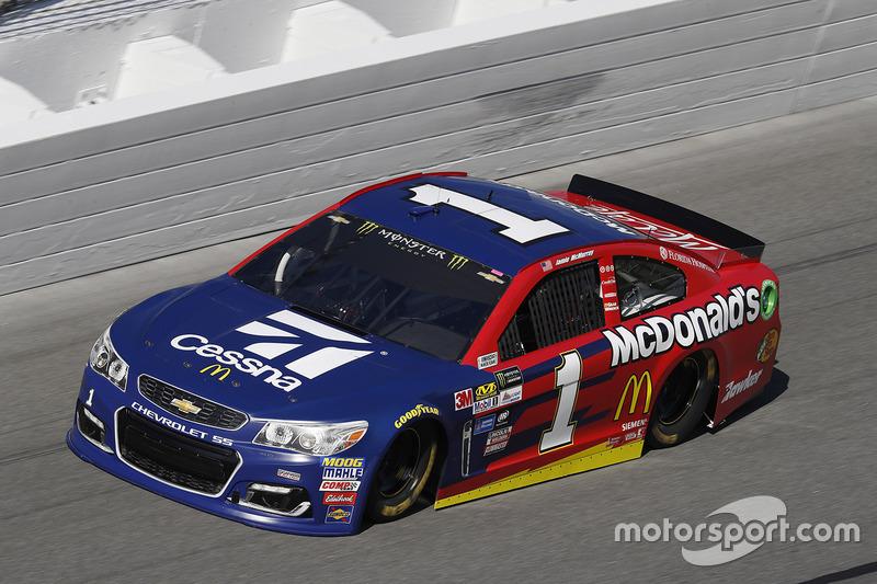3. Jamie McMurray, Chip Ganassi Racing, Chevrolet
