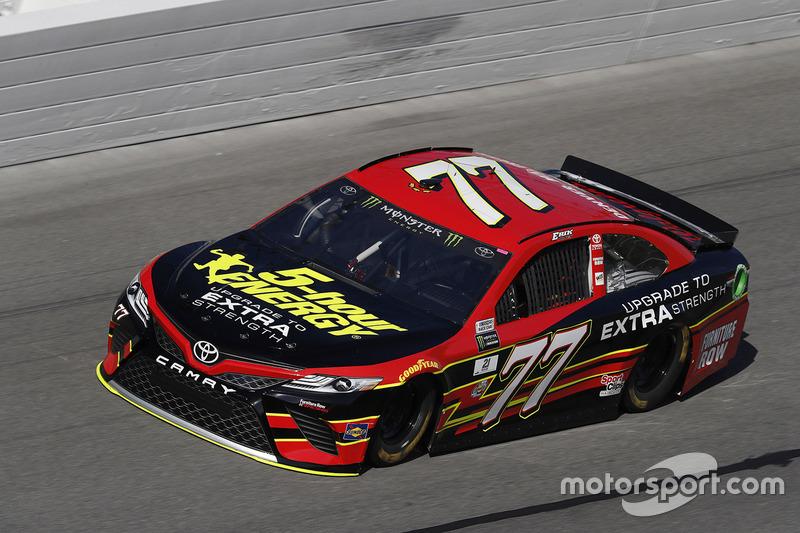 34. Erik Jones, Furniture Row Racing, Toyota