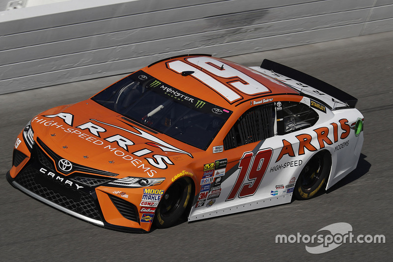 19. Daniel Suarez, Joe Gibbs Racing, Toyota