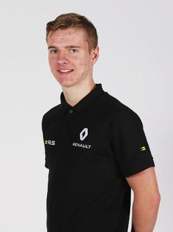 Jarno Opmeer, Renault-Juniorprogramm