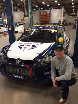 Guy Wilks, LOCO Energy World RX team