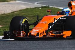 Знімальний день McLaren MCL32