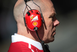 Geoff Willis, Ferrari, Technikchef