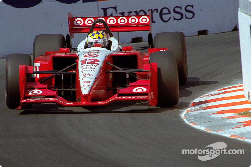 2002: Ganassis letzte CART-Saison