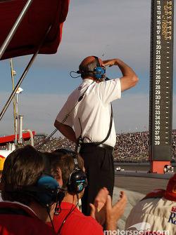 Last lap: Bobby Rahal