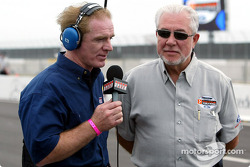 Derek Daly and Chris Pook