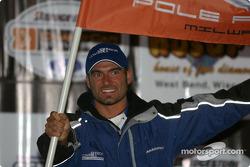 Pole winner Alex Tagliani