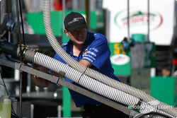 Rocketsports Racing refuel equipment