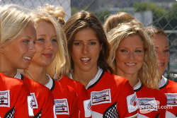 Molson Indy girls