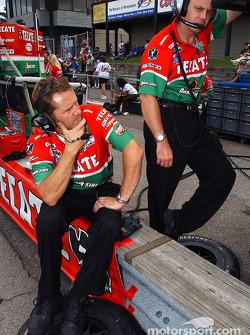 Fernandez Racing crew members