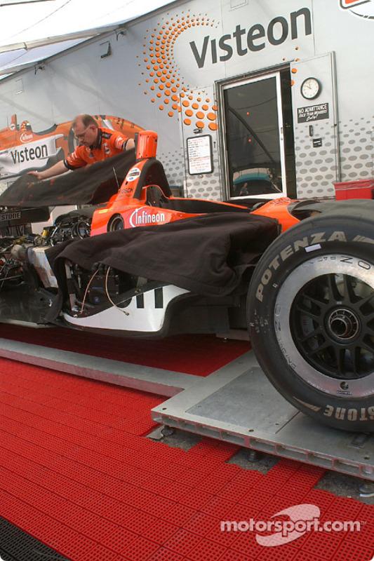 L'hospitalité Patrick Racing