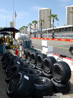 Tyres, tyres and more tyres
