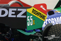 Mario Dominguez' car