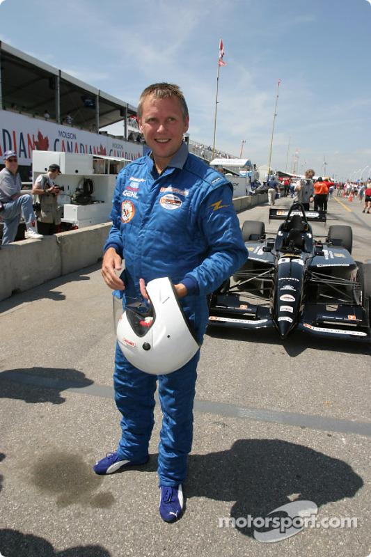 Champ Car bi-place : Duncan Stauch