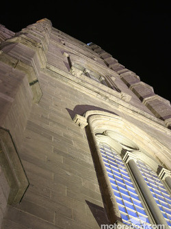 Montréal nightlights: Notre-Dame Church