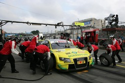 Pistopp Martin Tomczyk, Audi Sport Team Phoenix, Audi A4 DTM