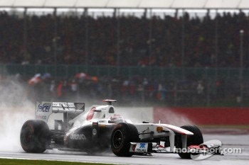 Peter Sauber expects bad weather