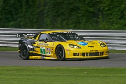 #4 Corvette Racing Chevrolet Corvette ZR1 : Jan Magnussen, Oliver Gavin