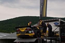 #4 Corvette Racing Chevrolet Corvette ZR1: Jan Magnussen, Oliver Gavin