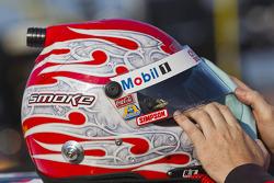 Tony Stewart's helmet