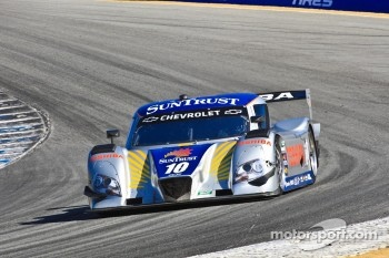 #10 Max Angelelli, Ricky Taylor: Chevrolet-Dallara SunTrust Racing
