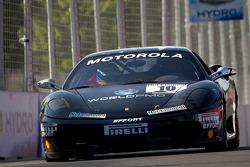 #10 Ferrari of Houston Ferrari F430 Challenge: Chuck Toups
