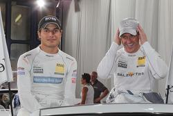 Bruno Spengler, Team HWA AMG Mercedes C-Klasse, Ralf Schumacher, Team HWA AMG Mercedes C-Klasse