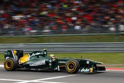 Karun Chandhok, Lotus F1 Team