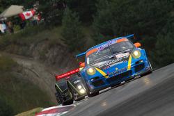 Dion von Moltke and Mark Herrington, Porsche 911 GT3 Cup