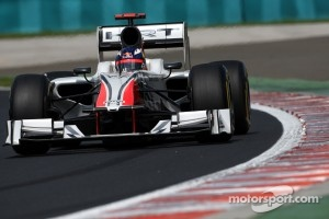 HRT comtinues collaboraion with Williams