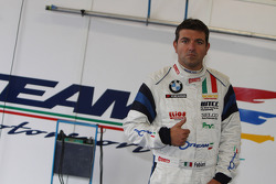Fabio Fabiani BMW 320si, Proteam Racing