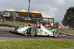 Performance Tech Motorsports Oreca FLM09: Anthony Nicolosi, Jarrett Boon