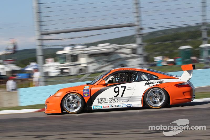 #97 Alliance Autosport Porsche GT3: Mark Jensen, Scott Rettich