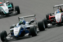 Jimmy Eriksson, Motopark, Dallara F308 Volkswagen, Roberto Merhi, Prema Powerteam, Dallara F308 Mercedes