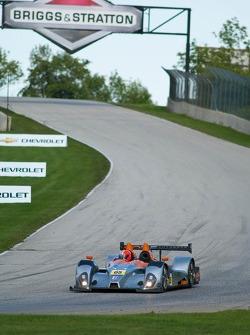 #05 CORE Autosport Oreca FLM09: Jon Bennett, Frankie Montecalvo