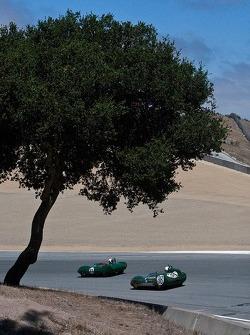 # 38 Bruce Miller, 1958 Lotus Eleven Le Mans